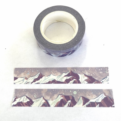 Mountain Washi Tape