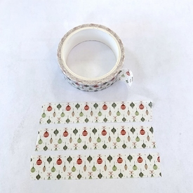 * Ornament Washi Tape