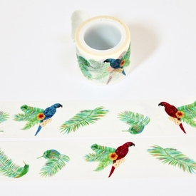 Parrot Washi Tape