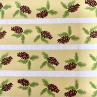 * Pinecone Washi Tape
