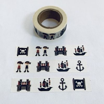 * Pirate Washi Tape