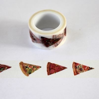 Pizza Washi Tape - out of stock