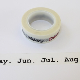 Planner Washi Tape - Months - out of stock