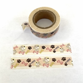 Puppy Washi Tape