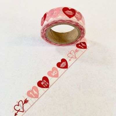 * Heart Wash Tape