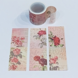 Rose Washi Tape - out of stock