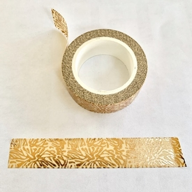 Safari Foil Washi Tape