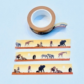 * Safari Washi Tape