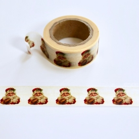Santa Washi Tape - Out Of Stock