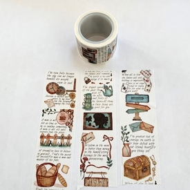 Saying Washi Tape