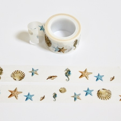 Seahorse Washi Tape - out of stock