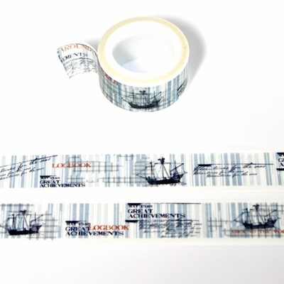 Ship Washi Tape