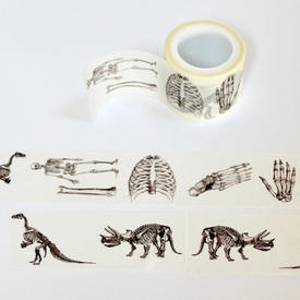 Skeleton Washi Tape