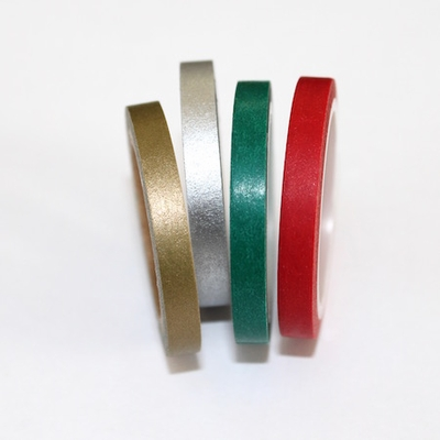 Skinny Washi Tape - Holiday Colors - out of stock