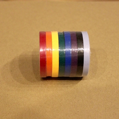 Skinny Washi Tape - Set of 8- out of stock