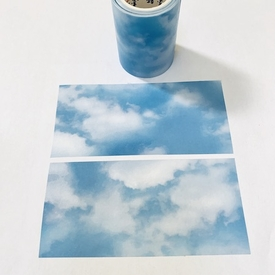 Sky Washi Tape - Wide