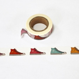 Sneaker Washi Tape - out of stock