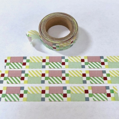 Square Washi Tape