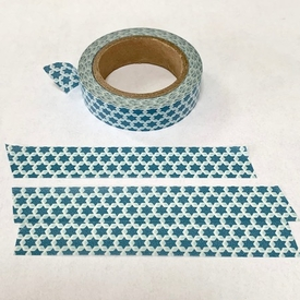 Star of David Washi Tape
