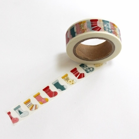 Stocking Washi Tape