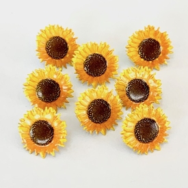 * Sunflower Brads