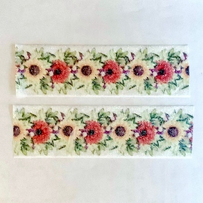 Sunflower Washi Tape