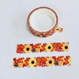* Sunflower Washi Tape
