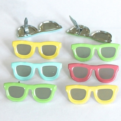 Sunglass Brads - Color