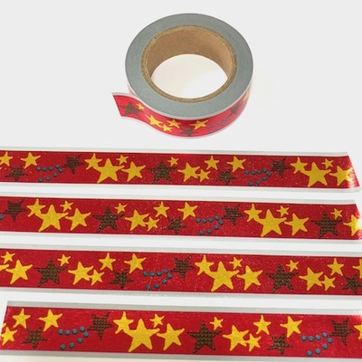 Vacation Star Washi Tape