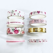 **Valentine Washi Tape Set - Limited Special Buy