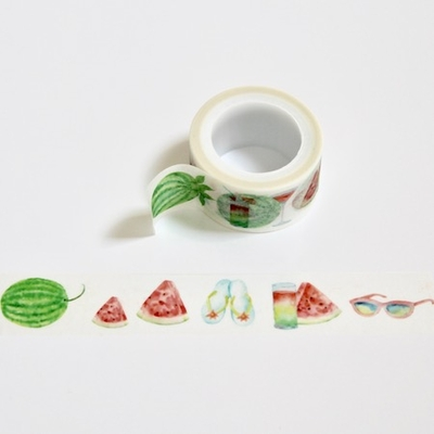 Watermelon Washi Tape