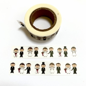 Wedding Washi Tape
