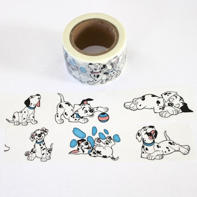 Wide Dalmatian Washi Tape