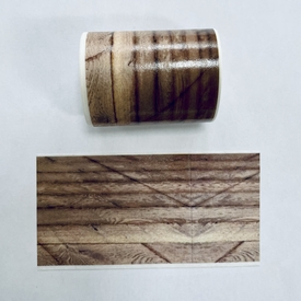 Wood Washi Tape - Wide
