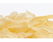 Candied Lemon Peels (1 Pound Bag)