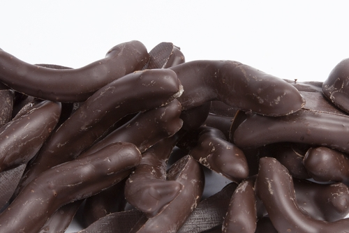 Chocolate Dipped Orange Peels (1 Pound Bag)