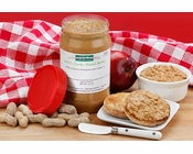 Chunky Peanut Butter (2.5 Pound Jar) - Salted