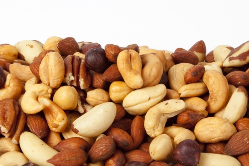 Deluxe Mixed Nuts (1 Pound Bag) - Salted