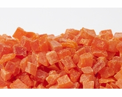 Dried Papaya - Diced (1 Pound Bag)