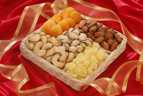 Fruit and Nut Basket (Small)