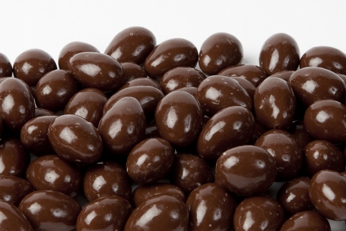 Milk Chocolate Covered Almonds (1 Pound Bag)