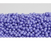Pearl Lavender Sugar Candy Beads (1 Pound Bag)
