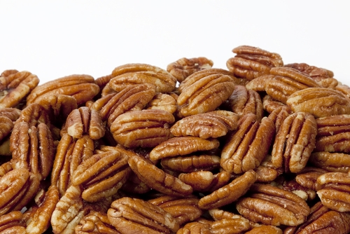 Roasted Georgia Pecans (1 Pound Bag) - Salted