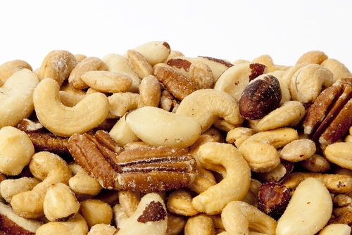 Superior Mixed Nuts (1 Pound Bag) - Salted