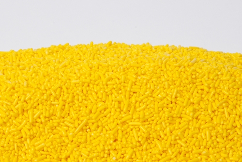 Yellow Sprinkles (1 Pound Bag)