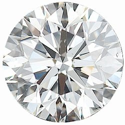 0.25 Carat Total Weight Genuine Diamond Parcel 10 Pieces, 1.00 - 2.73 mm Size Range  SI1 Clarity - I-J Color