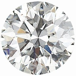 0.25 Carat Total Weight Genuine Diamond Parcel 10 Pieces, 1.00 - 2.73 mm Size Range  SI2/3 Clarity - I-J Color