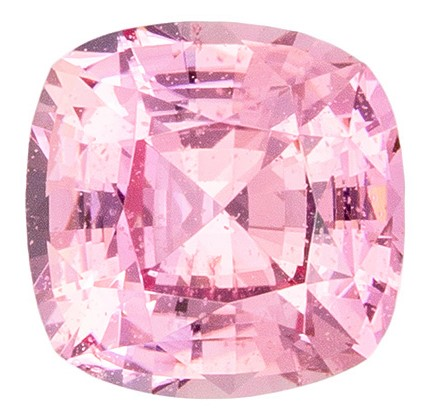 A Beautiful Peach Sapphire 1.19 Carats, Very Popular Color and Shape in Perfect 6.0mm Size
