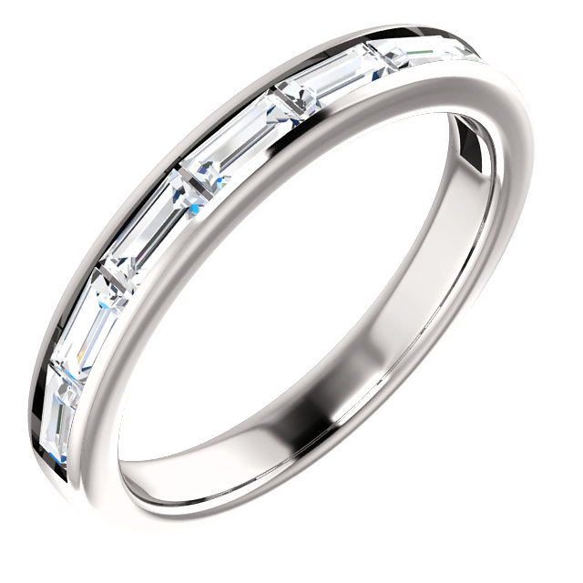 Appealing Jewelry in 14 Karat White Gold Sapphire Ring