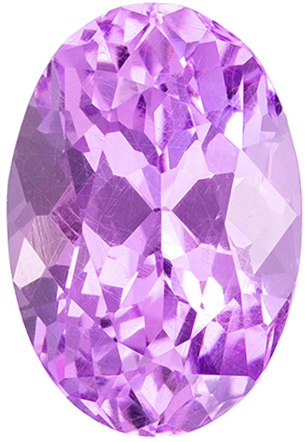 Great Price on 2.17 carat Pink Spinel Gemstone in Oval Cut 9.4 x 6.4 mm
